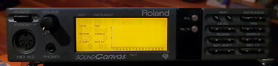 Roland Sound Canvas SC 55