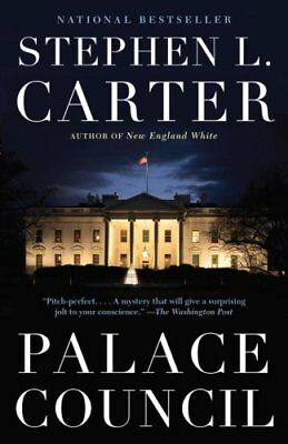 Palace Council (Vintage Contemporaries) by Carter, William Nelson Cromwell Profe
