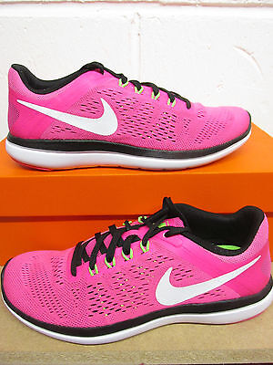 new style e1dd5 2aa21 Nike Femmes Flexible 2016 Rn Basket Course 830751 600 Baskets