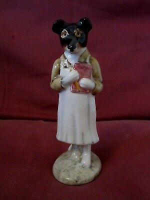 Rare Retired Beswick Beatrix Potter Figurine Entitled Pickles No: 2334