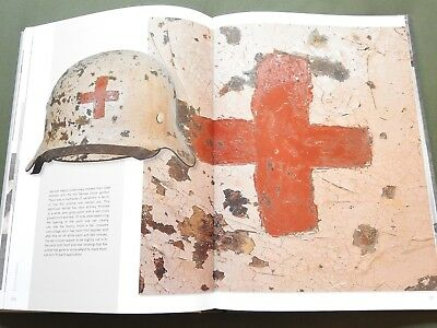 """Signed, Numbered """"tarnfarben Vol. 2"""" German Ww2 Camo Painted Gear Reference Book"""