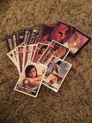 Lot of 60 1992 Clubhouse Diamonds Series, California Dreaming, Hustler cards