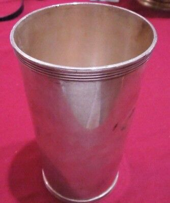 Vintage Frank W. Smith Silver Co. Sterling Silver Mint Julep Cup       159 GTW