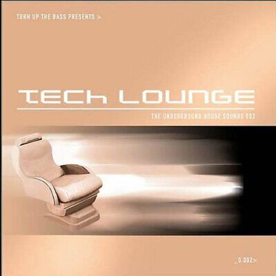 Various Artists - Tech Lounge Vol. 1 - Various Artists CD ZCVG The Fast Free