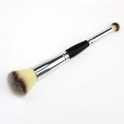Double Head Blusher Brush Makeup Eye Shadow Make Up Brushes Beauty Cosmetic Tool