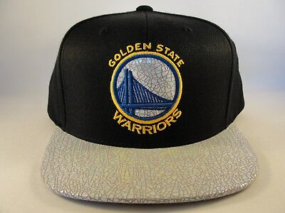 GOLDEN STATE WARRIORS TRIPLE STACK Snapback Mitchell   Ness NBA Hat ... afc931d0a14c