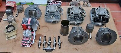 Ducati 350 250 Widecase Single Cylinder Head - REDUCED