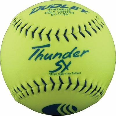 """Dudley 11"""" Thunder SY Classic W USSSA Slowpitch Softball"""