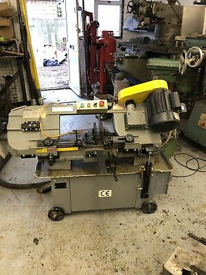 Sealey metal cutting band saw