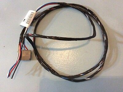 2012 enclave traverse acadia trailer wiring harness new gm # 25910883