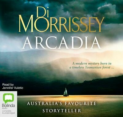 NEW Arcadia By Di Morrissey Audio CD Free Shipping