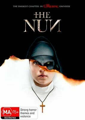 NEW The Nun (2018) DVD Free Shipping