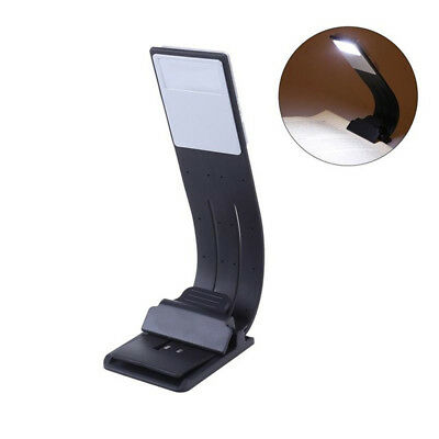 Durable LED Reading Book Light With Detachable Flexible Magnetic Clip USB Lamp