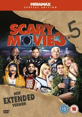 Scary Movie 3.5 Special Edition [DVD] - DVD  48VG The Cheap Fast Free Post