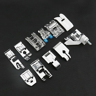 Low Shank Presser Foot Holder Adapter Snap on Brother Singer Janome Domestic