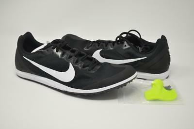 the latest 26e4b a077a Nike Zoom Rival D 10 Racing Spikes Track Shoes Distance Mens 10.5 NEW  907566-017