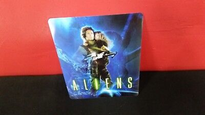 ALIENS - 3D Lenticular Magnetic Cover for BLURAY STEELBOOK