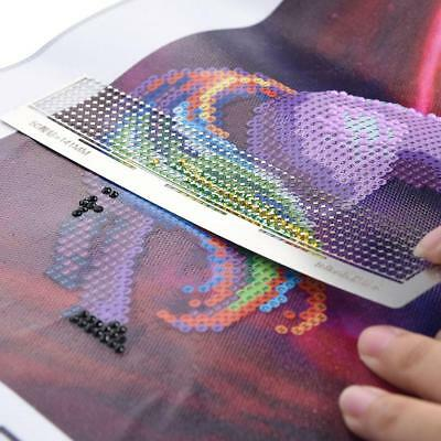Stainless Steel Diamond Painting Ruler for DIY Sewing Embroidery Patchwork Kit