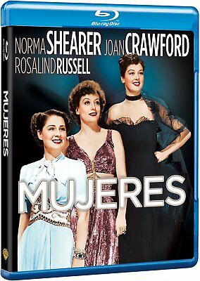 The Women (1939) * Joan Crawford, Rosalind Russell * UK Compatible Blu-Ray NEW