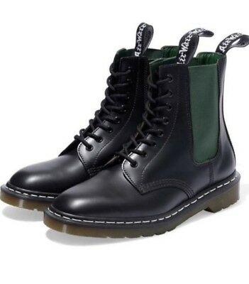 Dr Martens Neighborhood 1460 Made In England  Black Boot 10 US NBHD