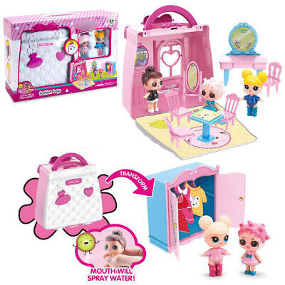LOL Surprise Doll Dress and Make up Fashion Bag Game Figure Playset  Girls Toy