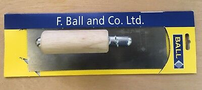 F-Ball 1.5 mm x 3 mm (A2) V Notched A2 Trowel/Tool/Flooring /Adhesive Spreader