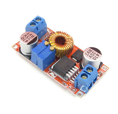 5A DC to DC CC CV Lithium Battery Charging Board Led drive power Konverter AHS