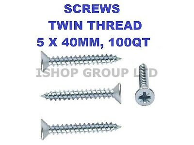 Red Wall Plug and BZP Slotted Pan Head Screw choice of screw size and quantity