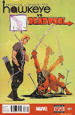 Hawkeye vs. Deadpool Nr. 3, Neuware, new