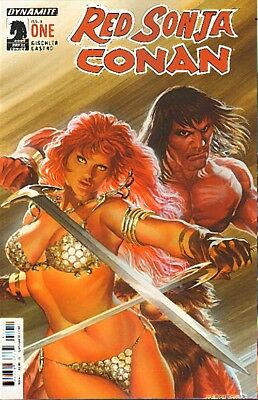 Red Sonja / Conan (2015) Nr. 1, Neuware, new