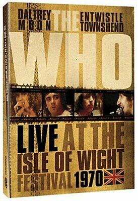 Live at the Isle of Wight Festival 1970 [DVD] [Region 1] [US Impor... -  CD 8CVG