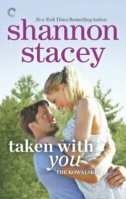 Taken with You (Kowalskis) by Stacey, Shannon Book The Cheap Fast Free Post