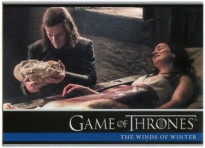 The Winds Of Winter #30 Game Of Thrones Season 6 Rittenhouse 2017 Card (C2279)