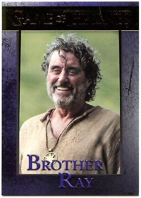 Brother Ray #99 Game Of Thrones Season 6 Rittenhouse Gold Parallel Card (C2281)