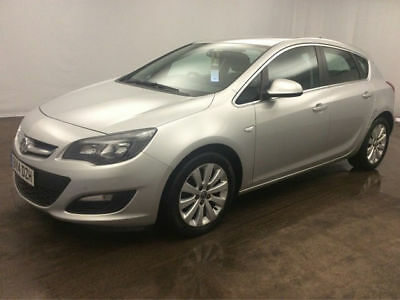 2014 Vauxhall Astra 1.7CDTi ecoFLEX Tech Line BUY FOR ONLY £124 A MONTH FINANCE