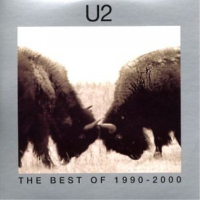 U2 - The Best Of 1990-2000 (2 CD)  CD NEU