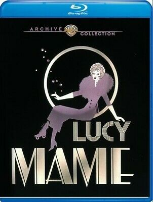 Mame (1974) [New Blu-ray] Manufactured On Demand, Subtitled, Amaray Case