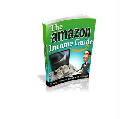 The Amazon Income Guide PDF With Resell Rights - Start Selling Today