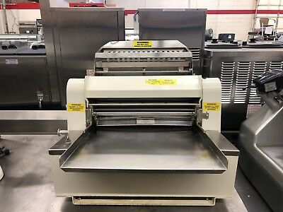 Anets MDR-6C - Double Pass Dough Sheeter / Dough Roller - Refurbished