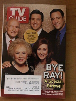 TV Guide Magazine May 15-21, 2005 Ray Romano Farewell Issue