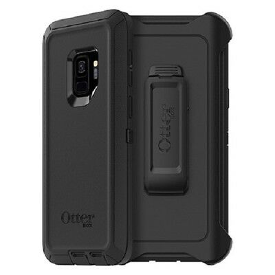 OtterBox Defender Series Screenless Edition Case for Galaxy S9 - Black