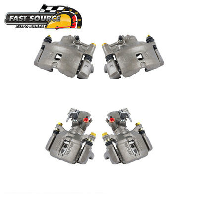 Front And Rear Quality Brake Calipers For HONDA CIVIC DEL SOL HATCHBACK Si