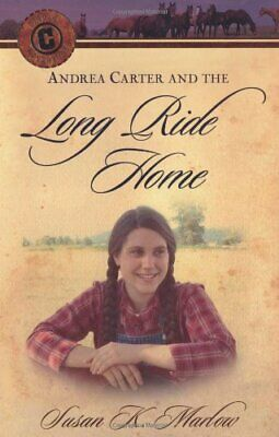 Andrea Carter and the Long Ride Home ... by Marlow, Susan K Paperback / softback