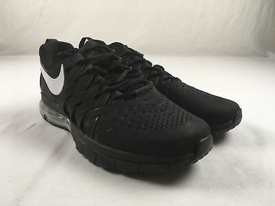 outlet store 32244 ae2ab Nike Air Max Fingertrap - Black Running, Cross Training (Men s 12) - Used