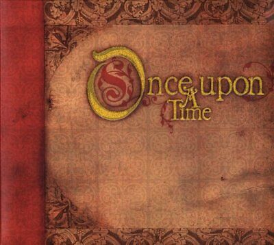 """Once Upon A Time Postbound Album W/Glitter 12""""X12""""- (68F)"""