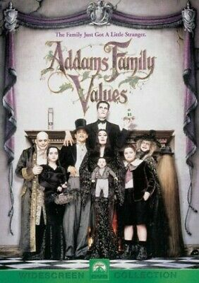Addams Family Values [DVD] [1993] [Region 1] [US Import] [NTSC] - DVD  15VG The