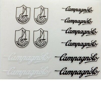 Campagnolo C Record rescue kit replacement decals Delta C-Record