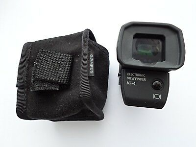 100% Mint Olympus VF-4 Electronic Viewfinder EVF #505