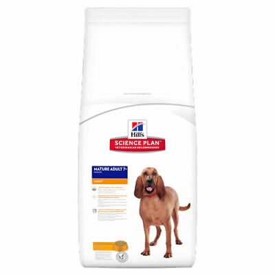 Hill's Science Plan Canine Dog Mature Adult 7+ Light Active Longevity Chicken