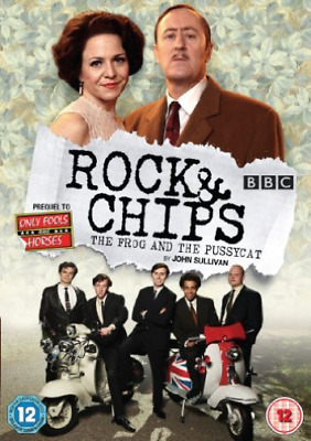 Nicholas Lyndhurst, Kellie ...-Rock and Chips: The Frog and the Pussycat DVD NEW